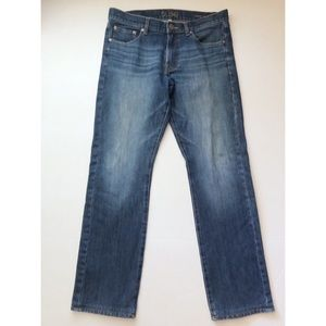 DL1961 32 Vince Casual Straight Jean Bridger